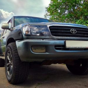 Расширители арок Toyota Land Cruiser 100