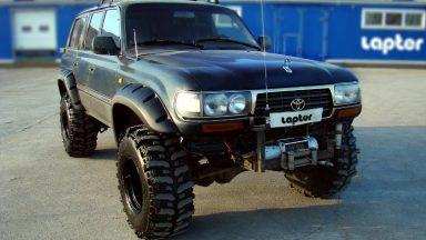 Расширители арок Toyota Land Cruiser 80